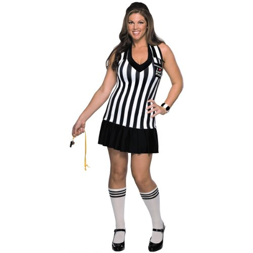 Foul Play Costume - Plus Size - Dress Size 16-20