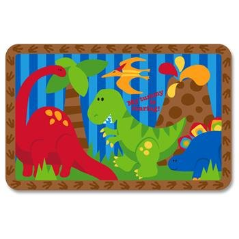 Stephen Joseph Fun and Educational Child Placemats (Dino)