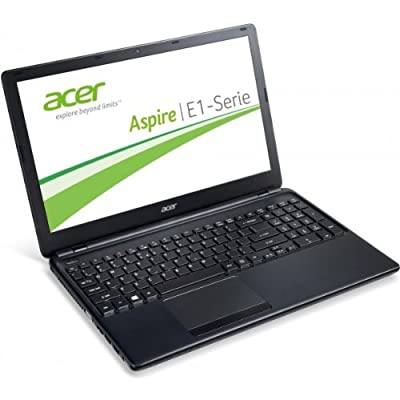 Acer E1-570 15.6-inch Laptop (Core i3 3217U/2GB/500GB/Linux, Linpus/Intel HD Graphics 4000/with Laptop Bag), Black
