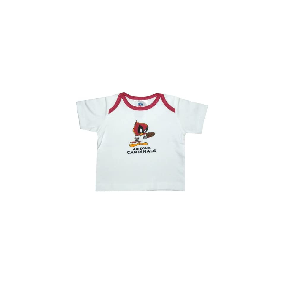 NFL Arizona Cardinals Infant Baby Comfortable Fit Short