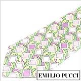 エミリオプッチ EMILIO PUCCI ネクタイ エミリオ プッチ ブランド シルク素材 A469