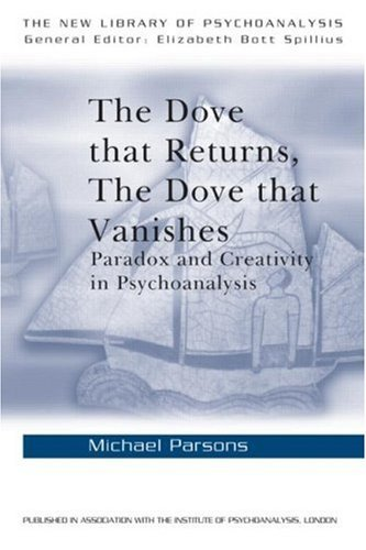 Michael Parsons - The Dove That Returns, the Dove That Vanishes