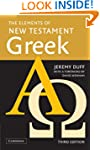 The Elements of New Testament Greek
