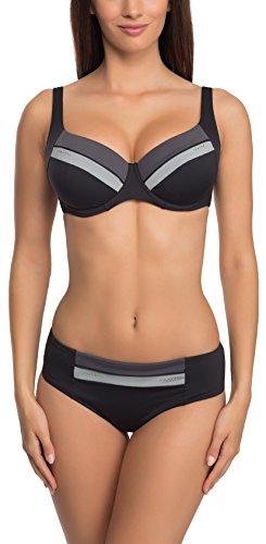 Feba Coordinati da Bikini per Donna Anabell (Modello-15ZKW, EU Cup 95E/Bottom 46 (IT 6E/52))