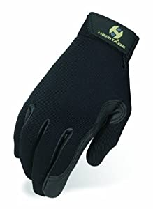 Heritage Performance Glove, Black, Size 5