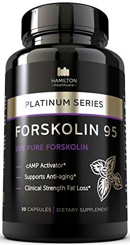 95% FORSKOLIN Amazing cAMP Activator - The Most Potent Suppl
