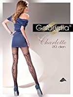 Gabriella Excitant Collants pour Dames à Motif GB 282 20 DEN