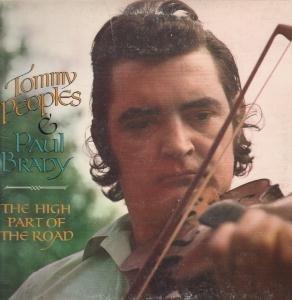 HIGH PART OF THE ROAD LP (VINYL ALBUM) US SHANACHIE 1976