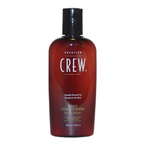 Daily Conditioner by American Crew for Unisex - 120ml Conditioner (for Men)