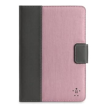 Belkin Chambray Tab Cover / Case with Stand for iPad mini 4, mini 3, iPad mini 2 with Retina Display and iPad mini