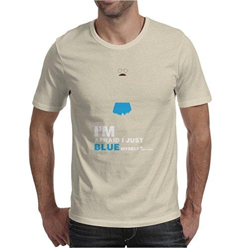 Tobias Funke Mens T-Shirt Khaki / Large
