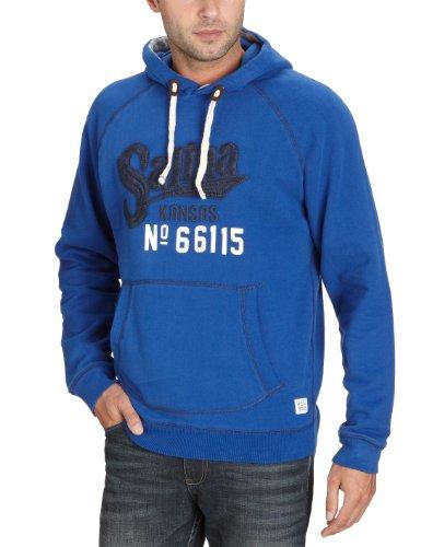 Lee Men's Hoodie Sws - L659Gndy Sweater Blue (Night Blue) 60/62