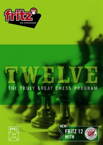 Fritz 12 Chess Playing Software