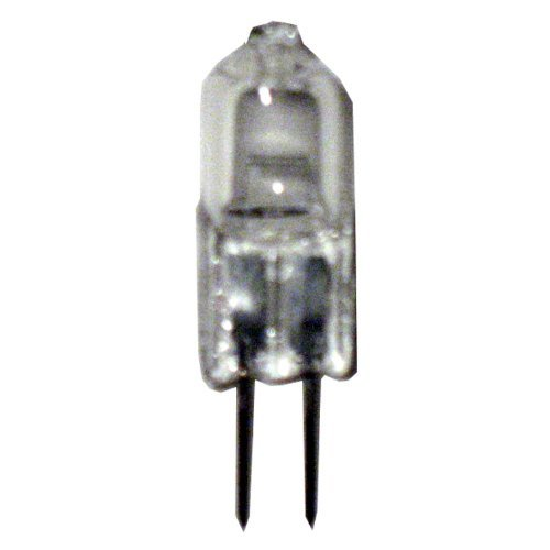 12 pcs Halogen JC Type Light Bulb G4 Base 12V 10W Watt photo
