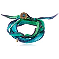 [ブロンウェン] bronwen Silk Ribbon Wrap 1001BBora Bora