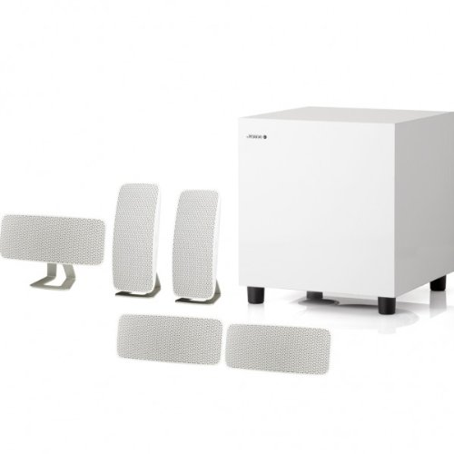 Packs enceintes Home cinema JAMOA200HCS5BLANC5.1
