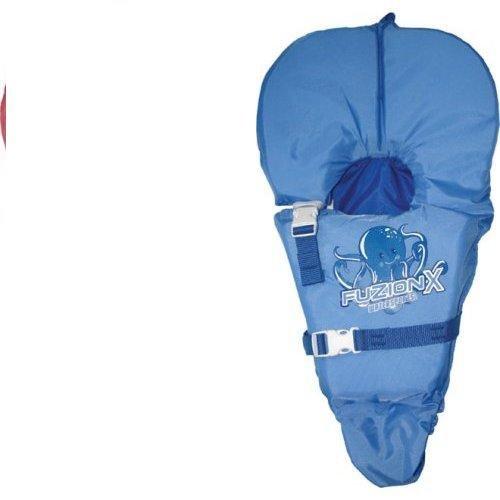 Blue Fuzion X Watersports Baby Safe Life Jacket