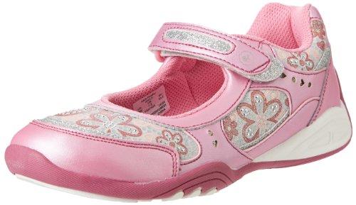 Stride Rite Ss Flutter Sneaker (Toddler/Little Kid),Grey/Pink/Silver,13 M Us Little Kid front-760236