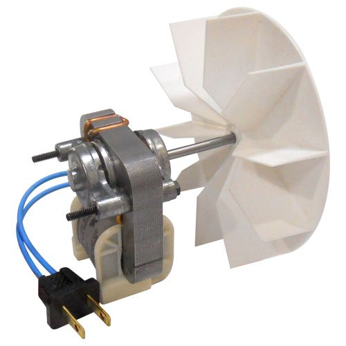 Broan Replacement Bath Ventilator Motor And Blower Wheel 97012038 50 Cfm 7 Amps 120 Volts