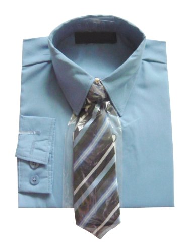Baby Shirt And Tie Set