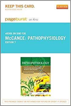 pathophysiology the biologic basis for disease free pdf