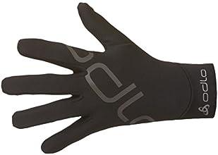 Odlo Intensity Gants Homme Noir FR : XL (Taille Fabricant : XL)