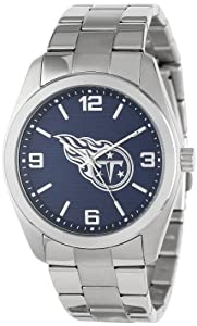 Game Time Unisex NFL-ELI-TEN Elite Tennessee Titans 3-Hand Analog Watch by Game Time