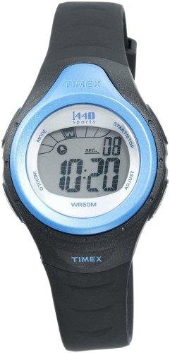 Timex Midsize T5K243 1440 Sports Digital Sport Resin Strap Watch front-663889
