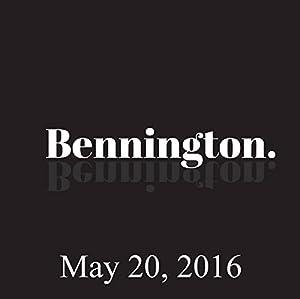 Bennington, Maz Jobrani, May 20, 2016 Radio/TV Program