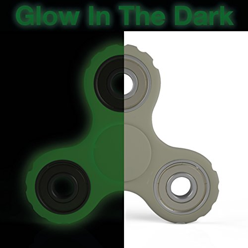 Glow In The Dark Fidget Spinner Toy