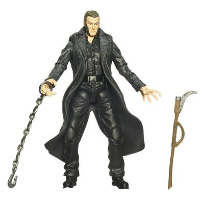 Buy Low Price Hasbro X-Men Origins Wolverine Movie Series 4 Inch Tall Action Figure – SABRETOOTH with Hook-Chain and Stick (B003155DYY)