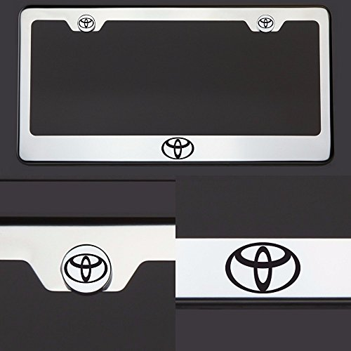 Top Best 5 Toyota Tundra License Plate Frame For Sale 2016