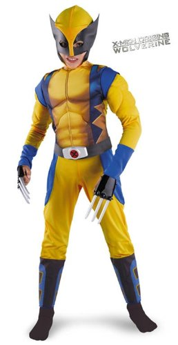 X-Men Origins Wolverine Costume