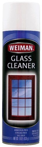 Glass Cleaner Products
