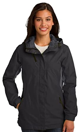 Port Authority Ladies Cascade Waterproof Jacket by Port Authority