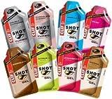 Clif Shot Energy Gel Variety Pack - 24 pcs total