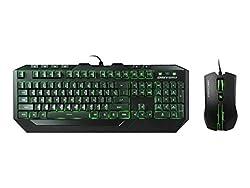 Cooler Master Storm Devastator LED Gaming Keyboard and Mouse Combo (SGB-3012-KKMF1-US)