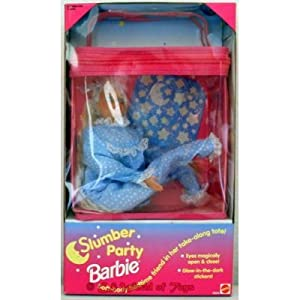 Slumber Party Barbie