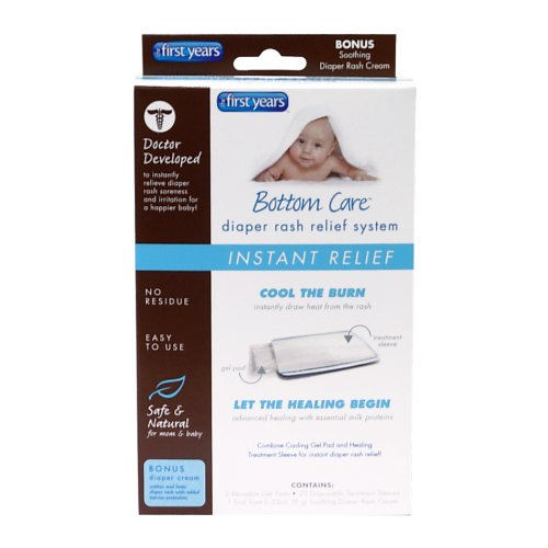 The First Years Bottom Care Diaper Rash Relief System (Discontinued by Manufacturer) - 1