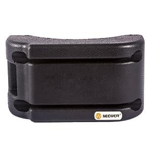 NEEWER® DP3000 Video Camcorder Camera DV/DC Sponge Rubber Light Steady Shoulder Mount /Shoulder pad for 15mm Rod Support System DSLR Rig