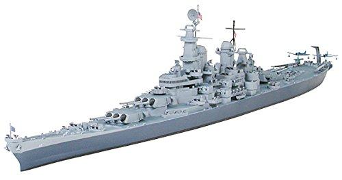 1/700 ウォーターラインシリーズ No.613 1/700 アメリカ海軍 戦艦 ミズーリ 31613