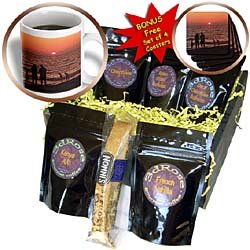 Florene Sunset - Vacation - Coffee Gift Baskets - Coffee Gift Basket