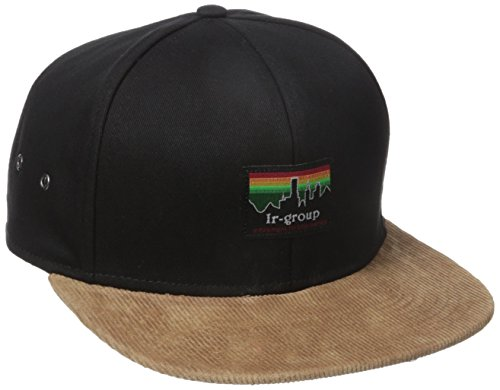 LRG Men's All Terrain Strap Back, Black, One Size (Lrg Panel Hat compare prices)