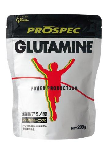 グリコ アミノ酸プロスペック グルタミン パウダー 200g