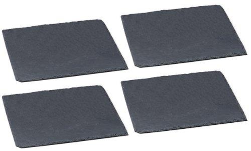 ritzenhoff-breker-311952-schieferplatten-tisch-und-platzset-30-x-30-cm-scivaro-4-teilig