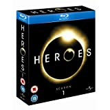 Heroes Season 1 [Blu-ray] [Region Free]by Hayden Panettiere