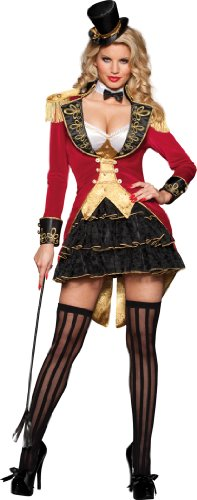 InCharacter Costumes Women's Big Top Tease Burlesque Costume