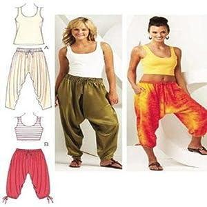 harem pants sewing pattern | eBay - Electronics, Cars