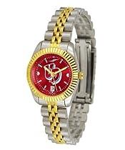 University of Dayton Flyers Ladies Gold Dress Watch
