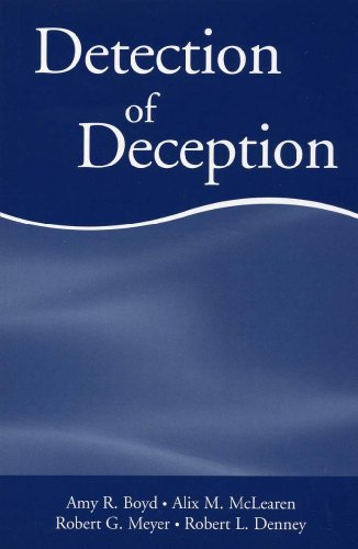 pros and cons of deception Lies and deception in relationships pros and cons being less than minor deception can sometimes be healthier for a relationship than the truth.